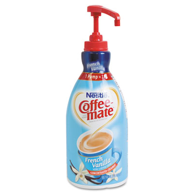 Coffee-mate Liquid Pump Bottle