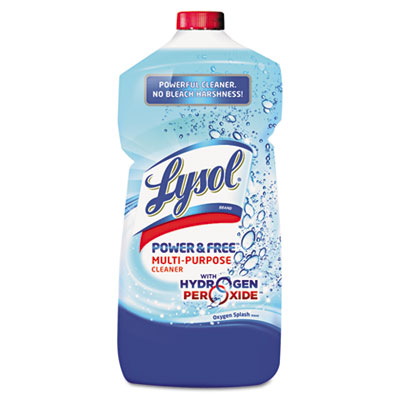 LYSOL Brand Power & Free Multi-Purpose Cleaner Pour Bottle