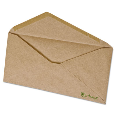 Earthwise Ampad Recycled Natural Brown Envelope