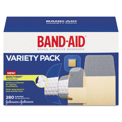 BAND-AID Sheer/Wet Flex Adhesive Bandages