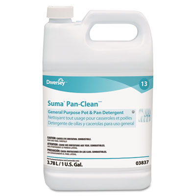 Diversey Suma Pan-Clean General Purpose Pot & Pan Detergent