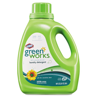 Green Works Naturally Derived Liquid Laundry Detergent