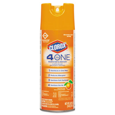 Clorox 4 in One Disinfectant & Sanitizer