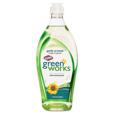 Green Works Naturally Derived Dishwashing Liquid