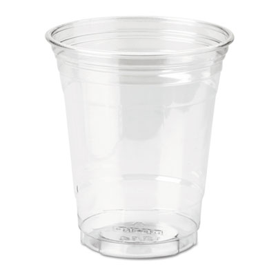 Dixie Clear Plastic PETE Cups