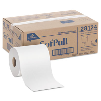 Georgia Pacific Professional SofPull CenterPull Perforated Paper Towels