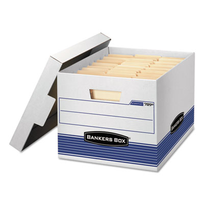 Bankers Box STOR/FILE Medium-Duty Letter/Legal Storage Boxes