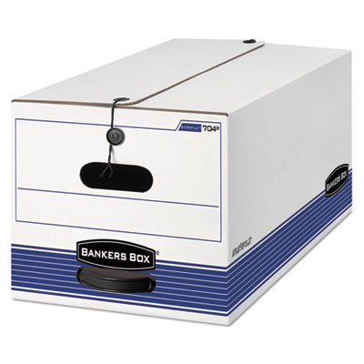 Bankers Box STOR/FILE Medium-Duty Strength Storage Boxes