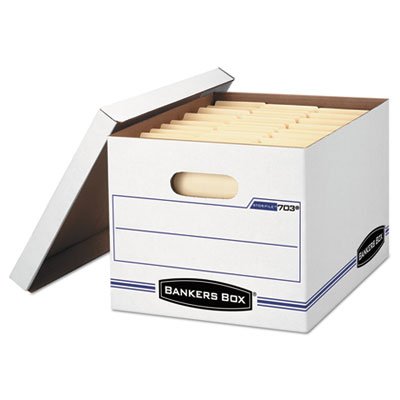 Bankers Box STOR/FILE Basic-Duty Storage Boxes
