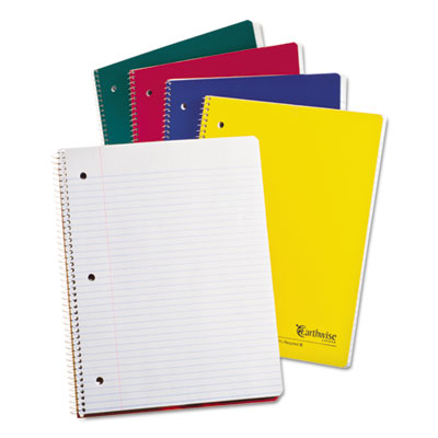 Earthwise by Oxford 100% Recycled Single Subject Notebooks