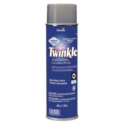 Twinkle Stainless Steel Cleaner & Polish