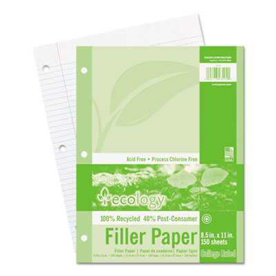 Pacon Ecology Filler Paper