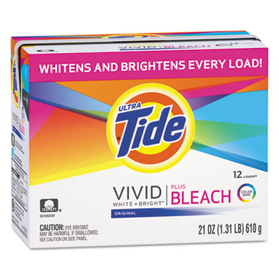 Tide Ultra Laundry Detergent with Bleach