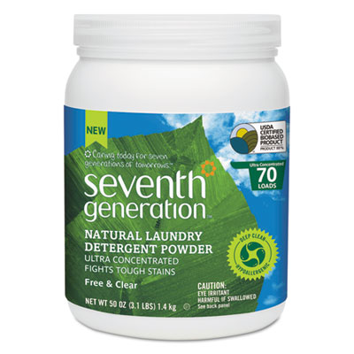 Seventh Generation Natural Laundry Detergent