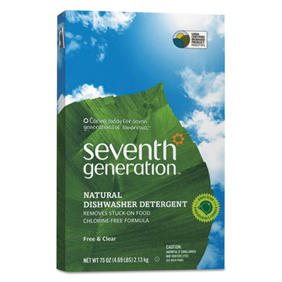 Seventh Generation Natural Automatic Dishwasher Powder