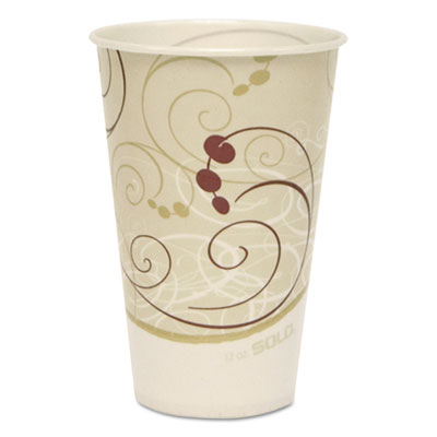 SOLO Cup Company Symphony Treated-Paper Cold Cups