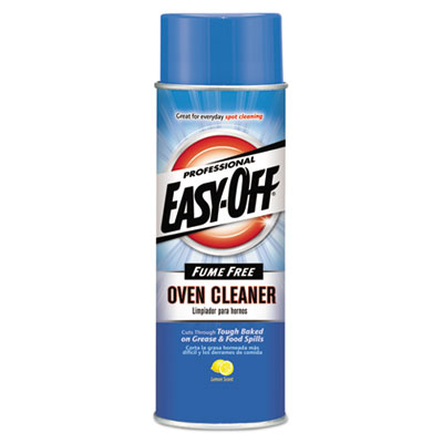 Professional EASY-OFF Fume-Free Oven Cleaner