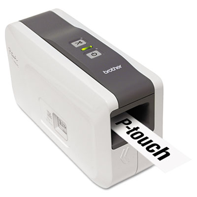 Brother P-Touch PT-2430PC PC-Connectable Label Printer with Auto Cutter