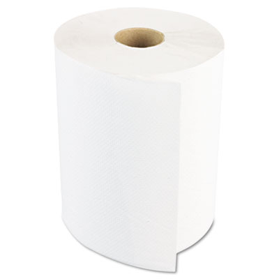 Boardwalk White Paper Towel Rolls