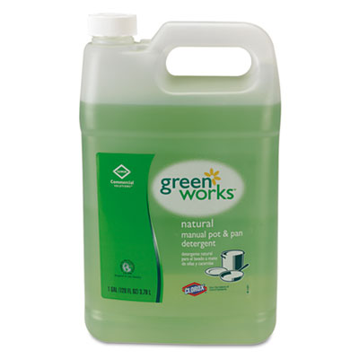 Green Works Naturally Derived Manual Pot & Pan Dishwashing Liquid