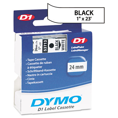 DYMO D1 Polyester High-Performance Labels