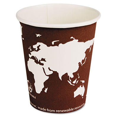 Eco-Products World Art Hot Cups