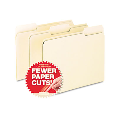 Pendaflex CutLess File Folders