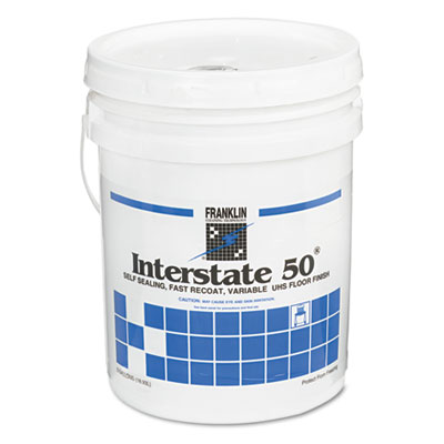 Franklin Cleaning Technology Interstate 50 Finish