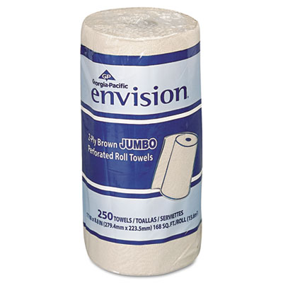 Georgia Pacific Professional envision Jumbo Perforated Paper Towel Roll