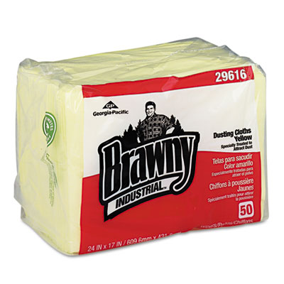Georgia Pacific Professional Brawny Industrial Dusting Cloths