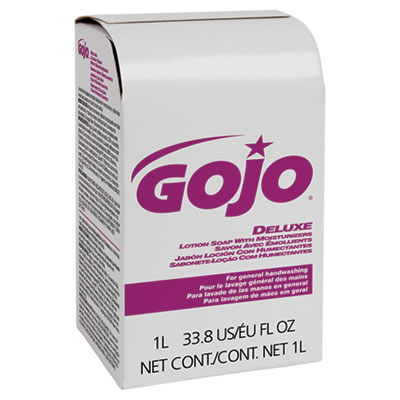 GOJO NXT Deluxe Lotion Soap with Moisturizers