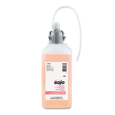 GOJO 1,500-ml Cartridge Refill for CX and CXi Counter Mount Dispenser