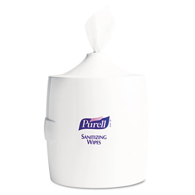 PURELL Sanitizing Wipes Wall Mount Dispenser