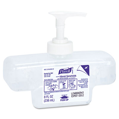 PURELL Instant Hand Sanitizer Refill for 8 fl. oz. Dispenser