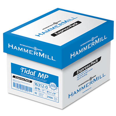 Hammermill Tidal MP Multipurpose Paper Express Pack