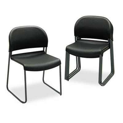 HON GuestStacker Steel Frame Chair