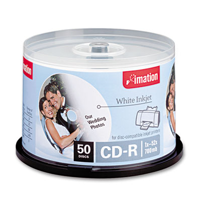 imation CD-R Printable Recordable Disc