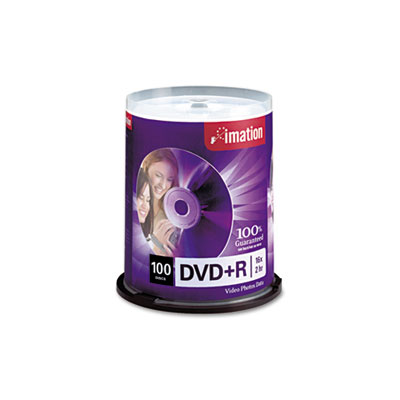 imation DVD+R Recordable Disc