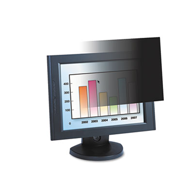 Innovera Blackout Privacy Frameless Filter for LCD Monitor