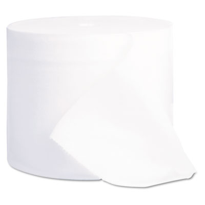 KIMBERLY-CLARK PROFESSIONAL* SCOTT Coreless Two-Ply Standard Roll Bathroom Tissue