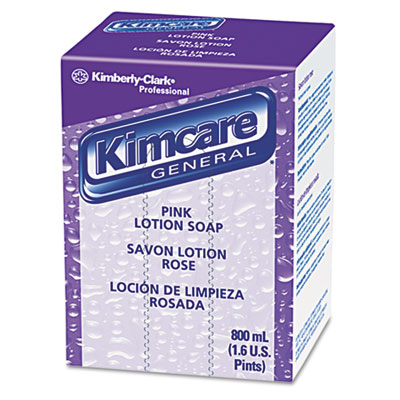 KIMBERLY-CLARK PROFESSIONAL* SCOTT Pink Lotion Skin Cleanser