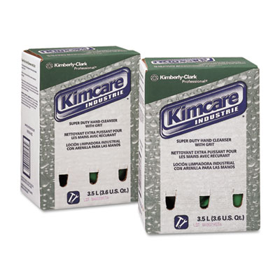 KIMBERLY-CLARK PROFESSIONAL* SCOTT Super Duty Hand Cleanser with Grit