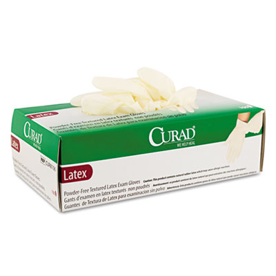 Curad Latex Exam Gloves