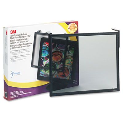 3M Antiglare Anti-Radiation Anti-Static Computer Filter