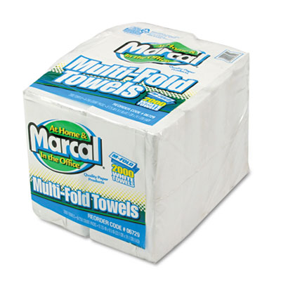 Marcal Embossed Paper Towels