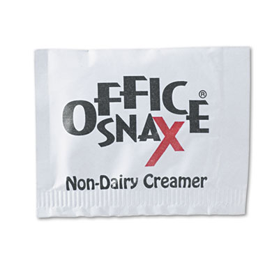 Office Snax Powder Creamer Packets
