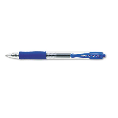 Pilot G2 Retractable Gel Ink Pen