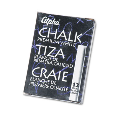 Quartet Alpha White Chalk