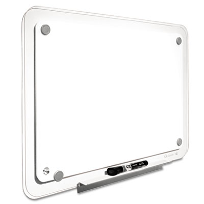 Quartet Prestige iQ Total Erase Translucent-Edge Board