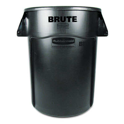 Rubbermaid Commercial Vented Round Brute Container